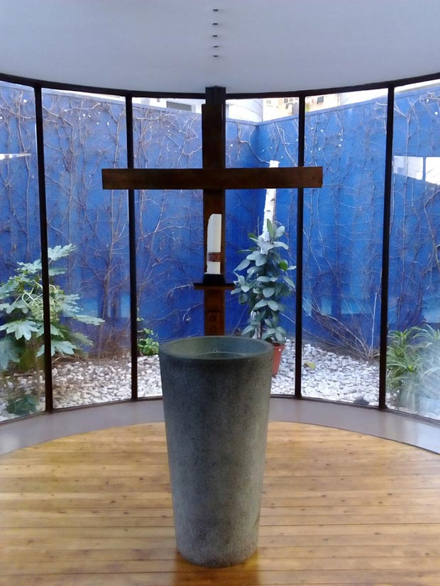 Parroquia De Nuestra Señora De La Almudena