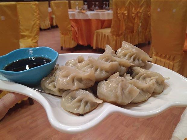 rentrante en el restaurante chino xin qiao de zaragoza