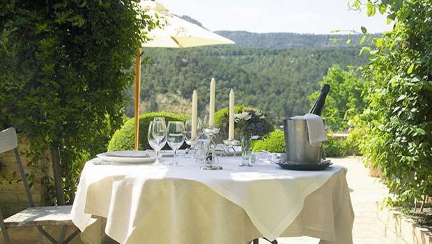 Hotel La Torre del Visco, Restaurante