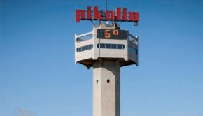 torre pikolin en la antigua fabrica de la carretera de logrono