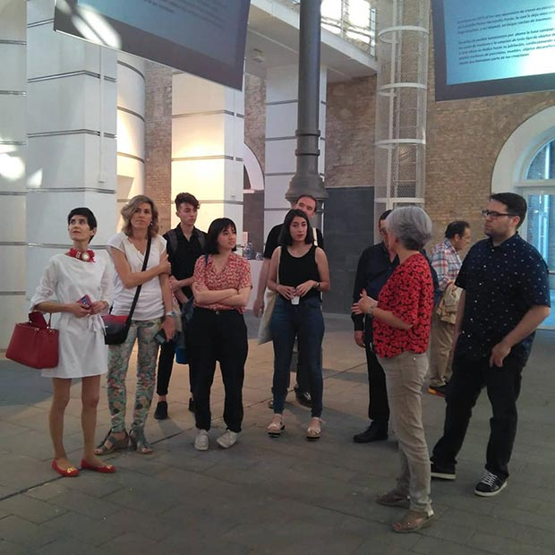 visita centro artesania aragon