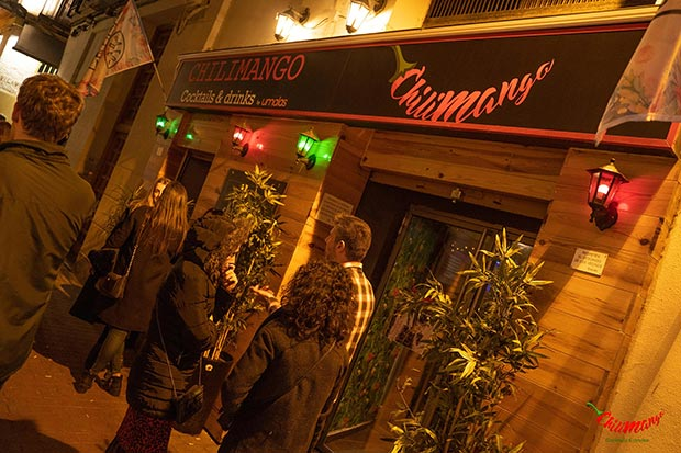 Chilimango Bar exterior