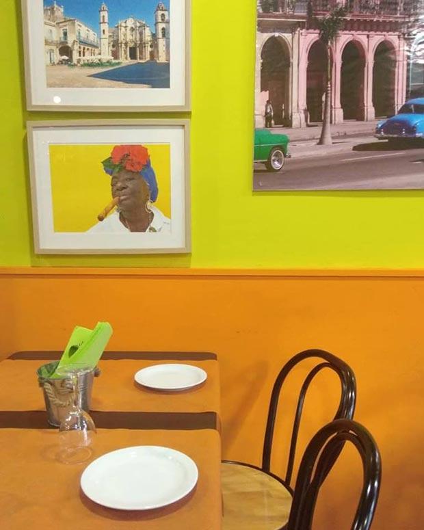 El Paladar restaurante cubano en zaragoza