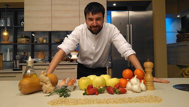 El cocinero Daniel Yranzo