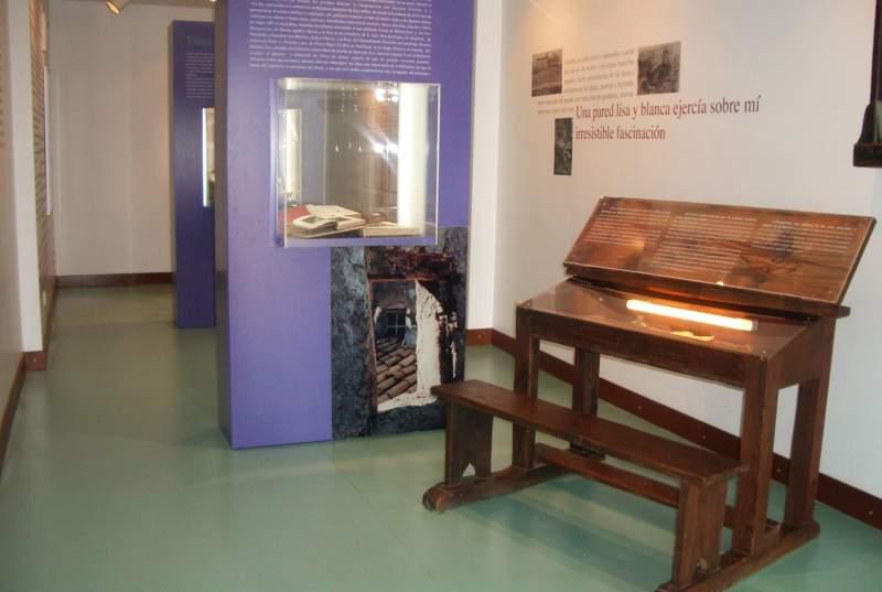 Centro de Interpretacion Ramon y Cajal en Ayerbe