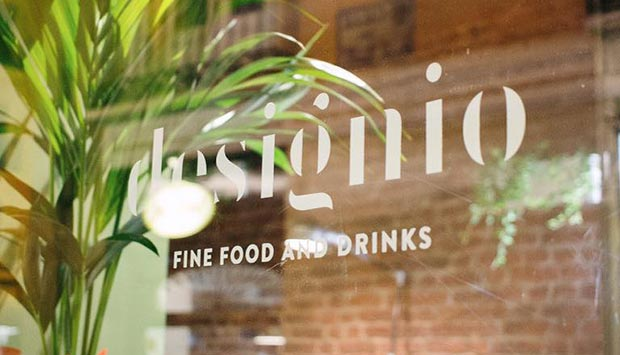 Designio, Fine Food & Drinks