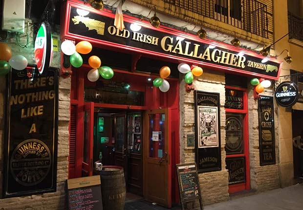 Gallagher Irish Tavern