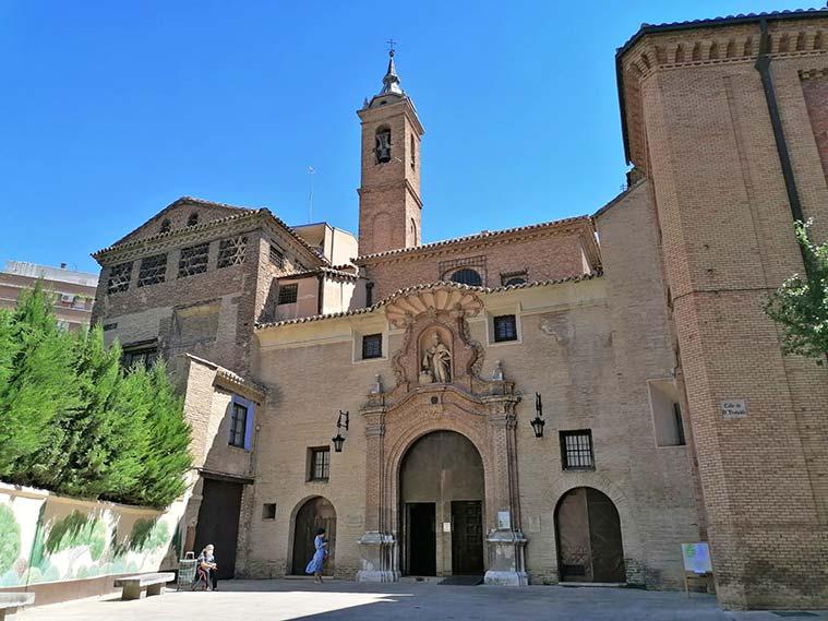 La pequeña iglesia de San Nicolás de Bari pertenece al Monasterio del Santo Sepulcro