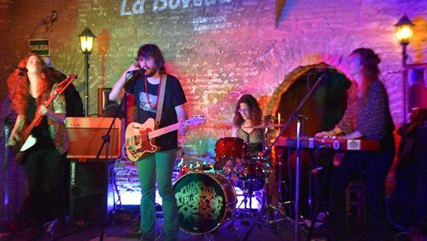 La Boveda conciertos en Zaragoza