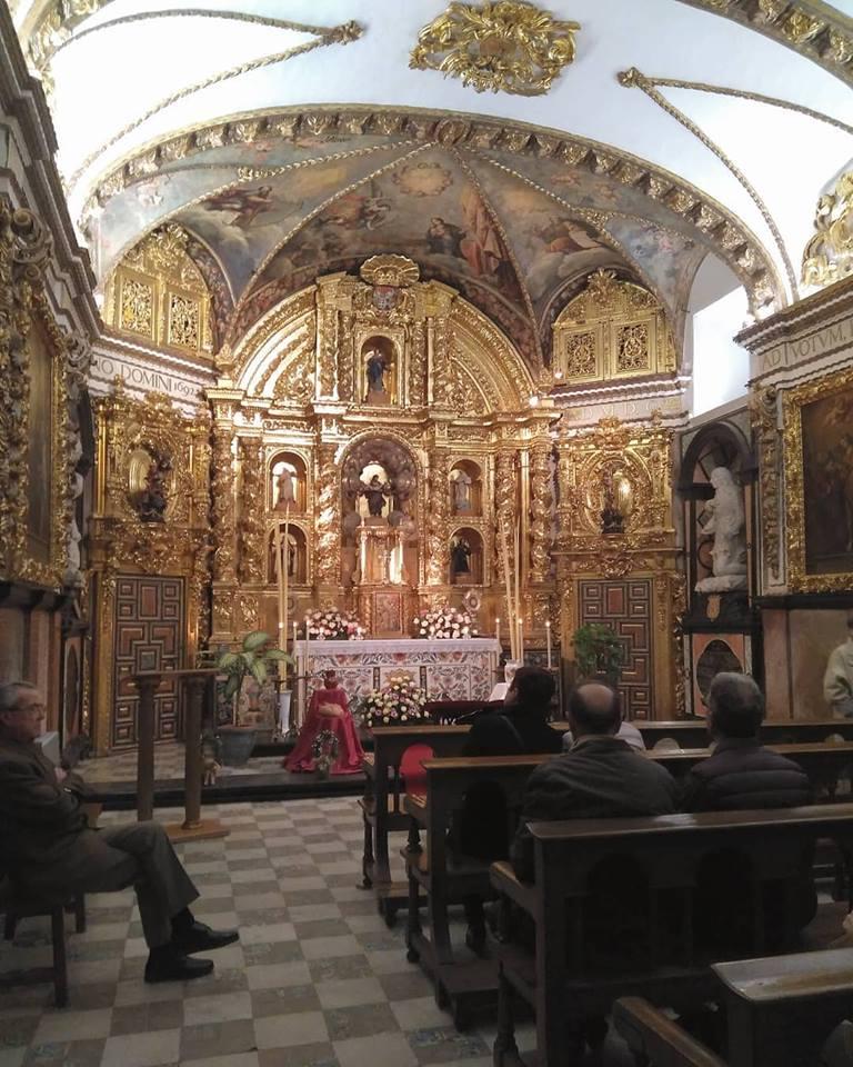 Interior del Antiguo Seminario de San Carlos Borromeo