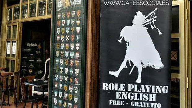 Café Escocia en Zaragoza