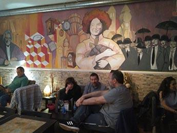 desayunos en el cafe de momo zaragoza