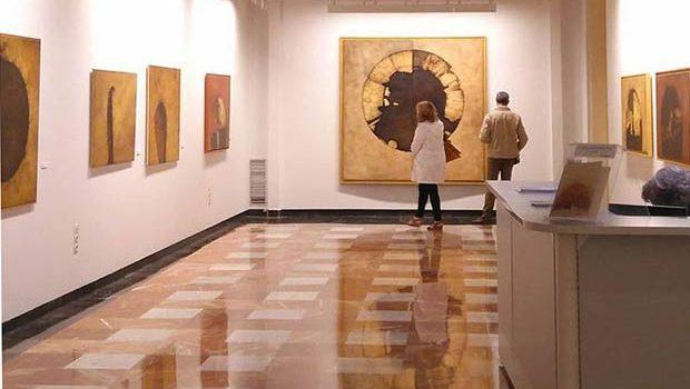 Sala de Exposiciones del Palacio Montemuzo en Zaragoza