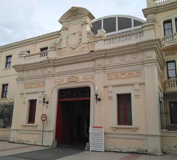 Antiguo Cuartel de Palafox en Zaragoza