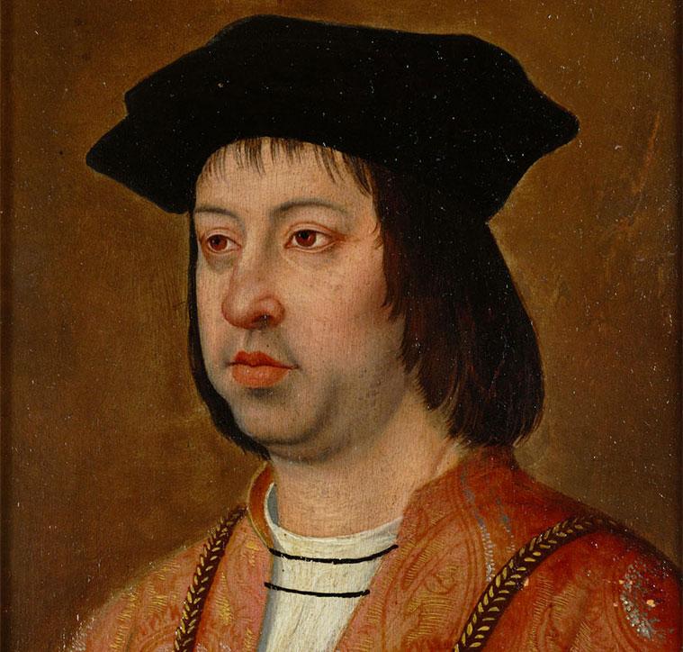 Fernando II de Aragón, conocido como El Católico