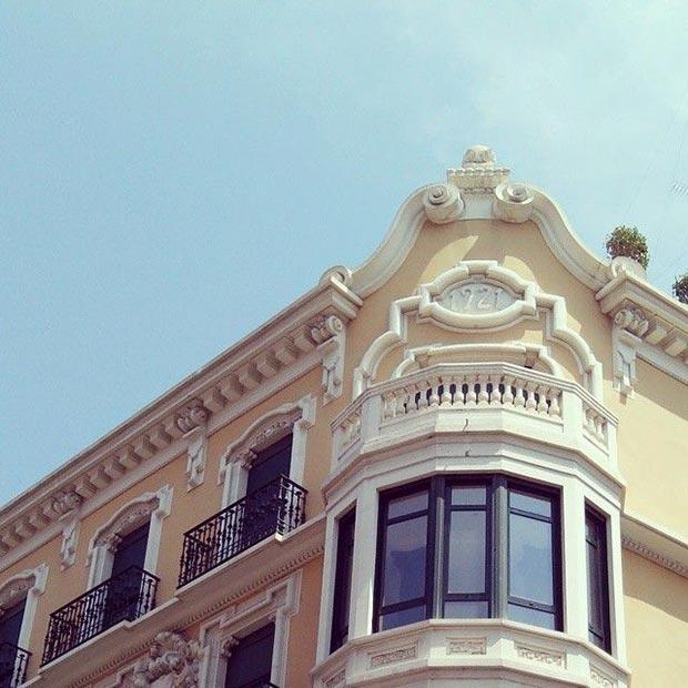 Casa Modernista en la Calle Don Jaime