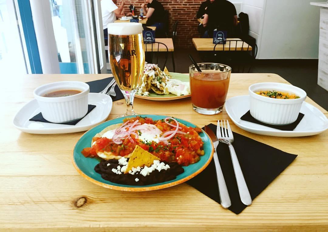 Distrito México restaurante mexicano en zaragoza