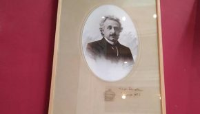 La visita de Albert Einstein a Zaragoza en 1923
