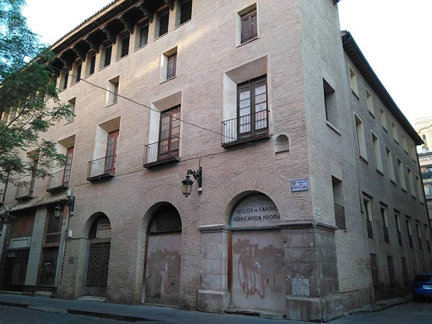 Los edificios abandonados más espectaculares de Zaragoza