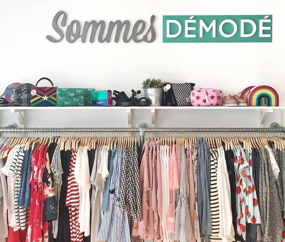 Sommes Demodé