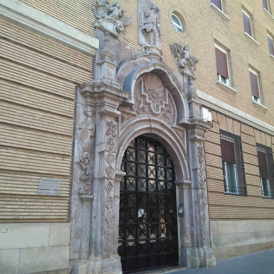 casa palaciega de los Salabert-Sora