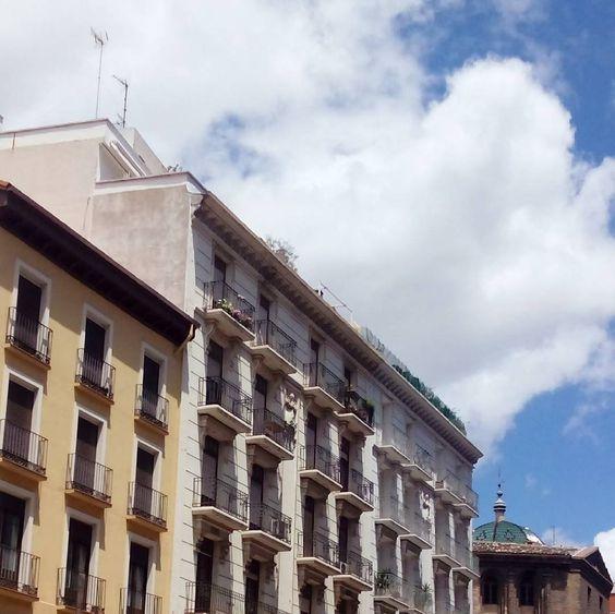El Coso a la altura de la Calle Espartero