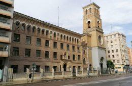 Iglesia parroquial del Perpetuo Socorro de la Avenida Goya de Zaragoza