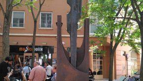 Monumento a San Braulio en Zaragoza