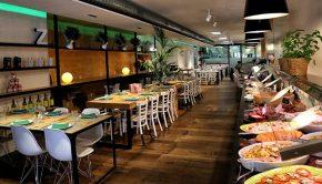 Interior del Restaurante Piazza