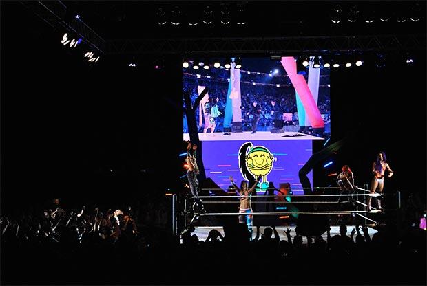 WWE Live Zaragoza