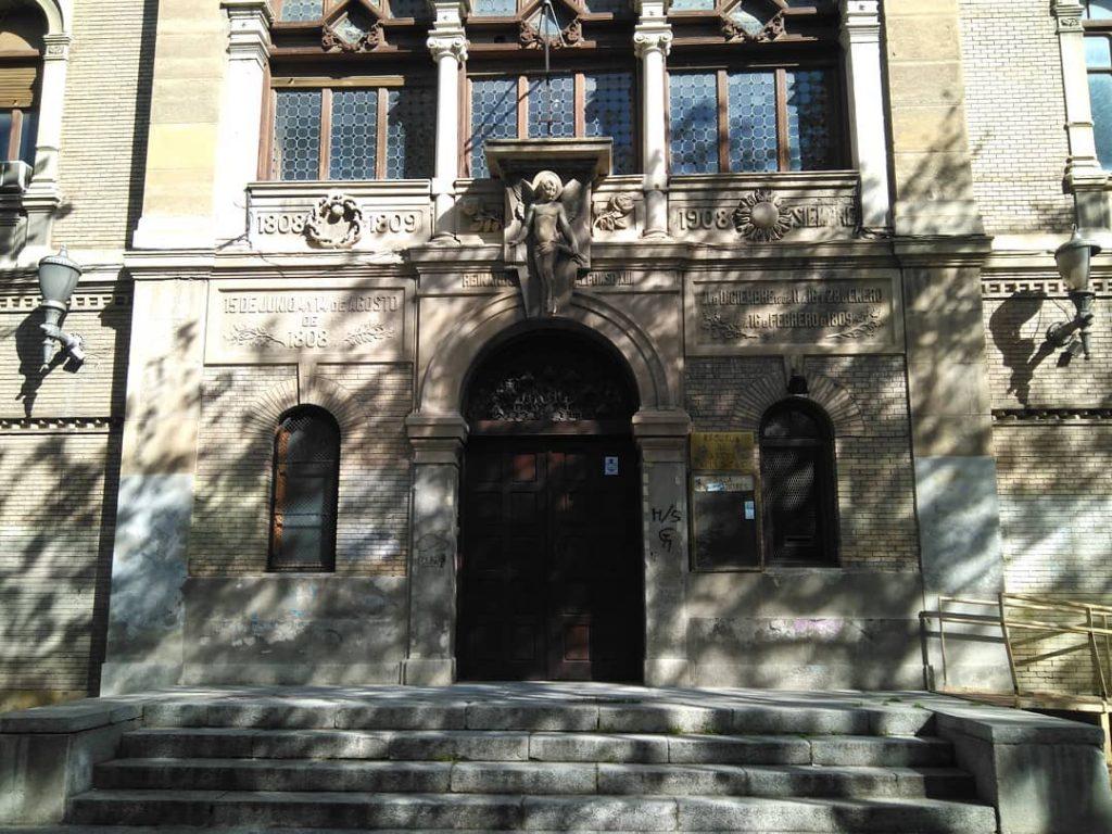 Antigua Escuela de Artes y Oficios de Zaragoza