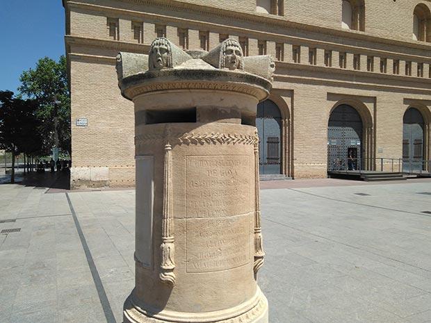 Cenotafio de Goya en Zaragoza