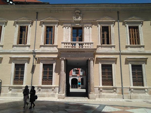 Palacio Arzobispal de Zaragoza