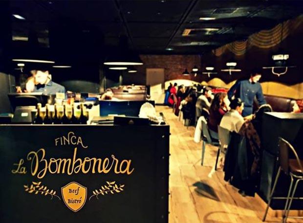Restaurante Finca La Bombonera