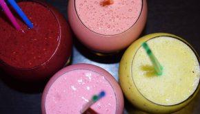 Zumos, smoothies y batidos de Zaragoza en Frutolandia