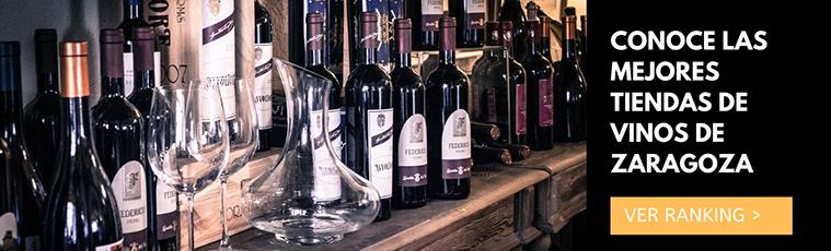 las mejores vinotecas bodegas y tiendas de vino de zaragoza