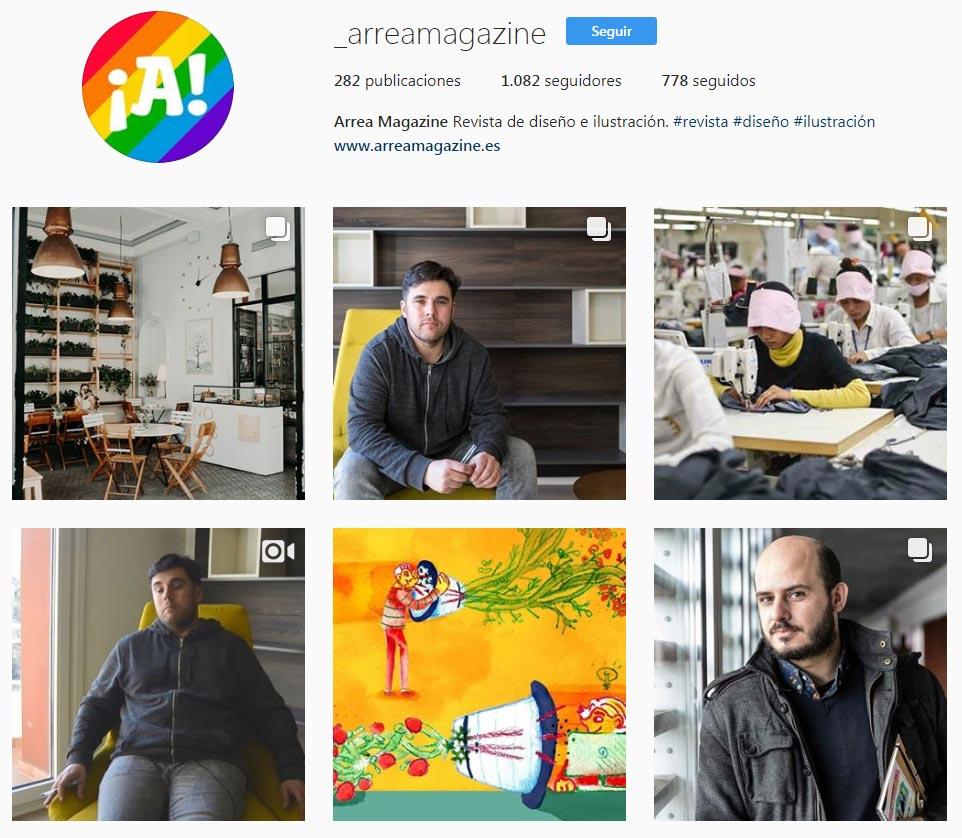mejores cuentas instagram zaragoza arrea magazine