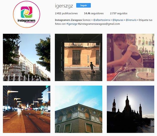 mejores cuentas instagram zaragoza igers