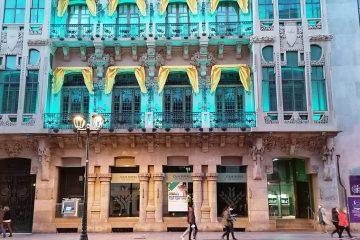 Antiguo Casino Mercantil El Coso Zaragoza