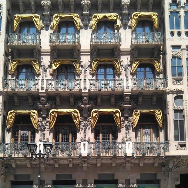 Antiugo Casino Mercantil de Zaragoza