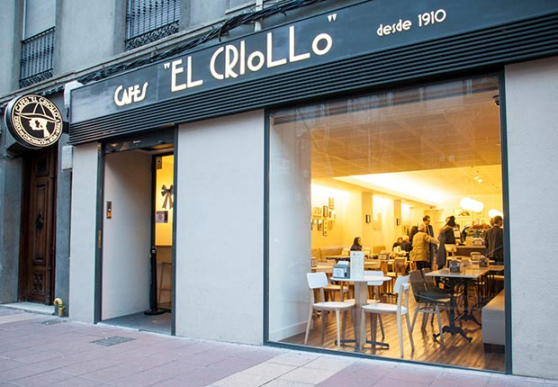Cafés El Criollo Store