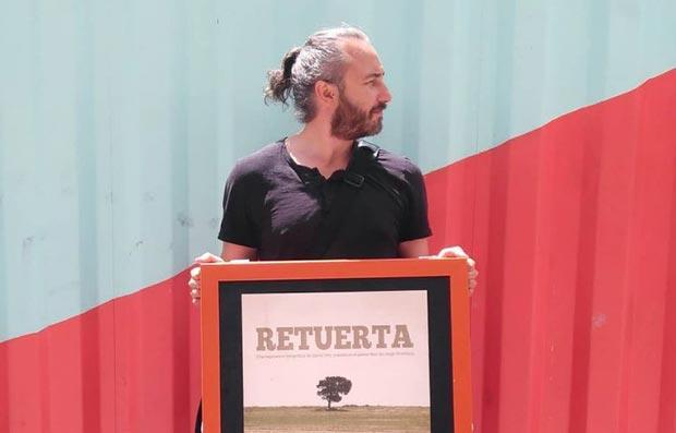 """Charlamos con el fotógrafo Jaime Oriz sobre su nueva exposición """"Retuerta"""""""