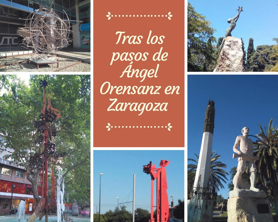 Tras los pasos de Ángel Orensanz en Zaragoza