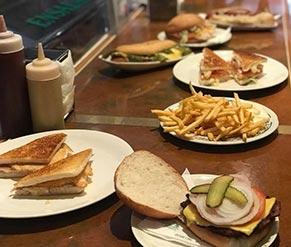 hamburguesas en el mostaza de zaragoza