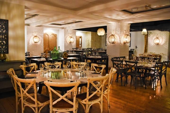 Restaurante Marengo Zaragoza