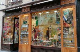Bellostas tienda en la Calle Alfonso