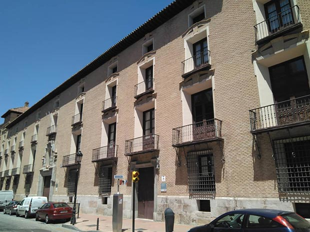 Colegio Público Santo Domingo (Antiguo Palacio de los Duques de Villahermosa)