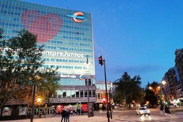 Edificio Ibercaja de Zaragoza