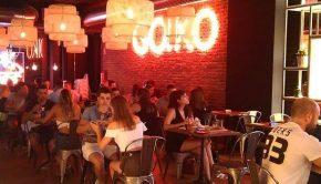 Restaurante Goiko Grill Francisco Vitoria en Zaragoza