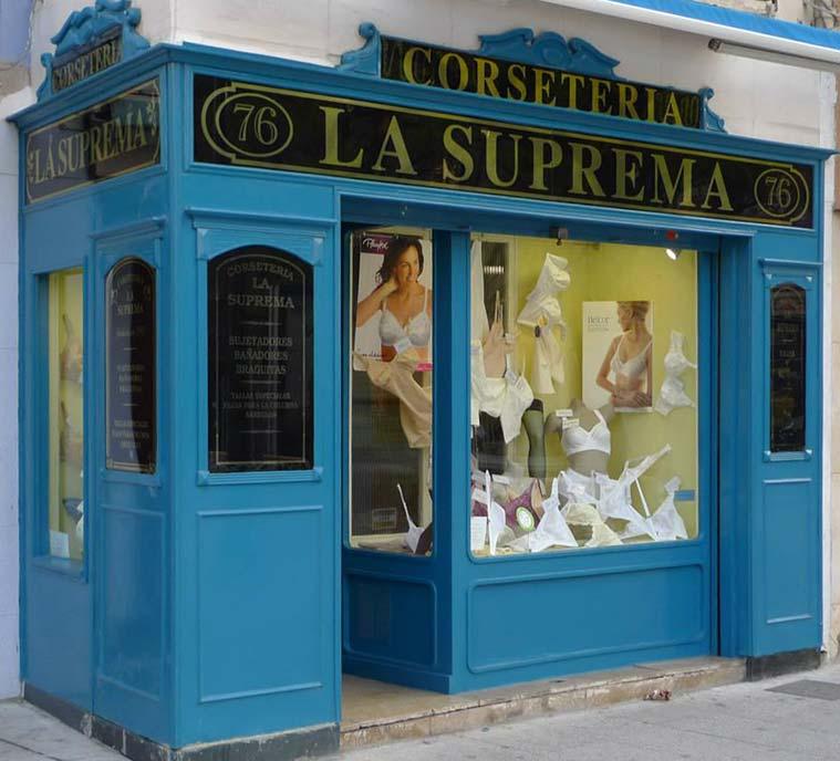 La Suprema Zaragoza